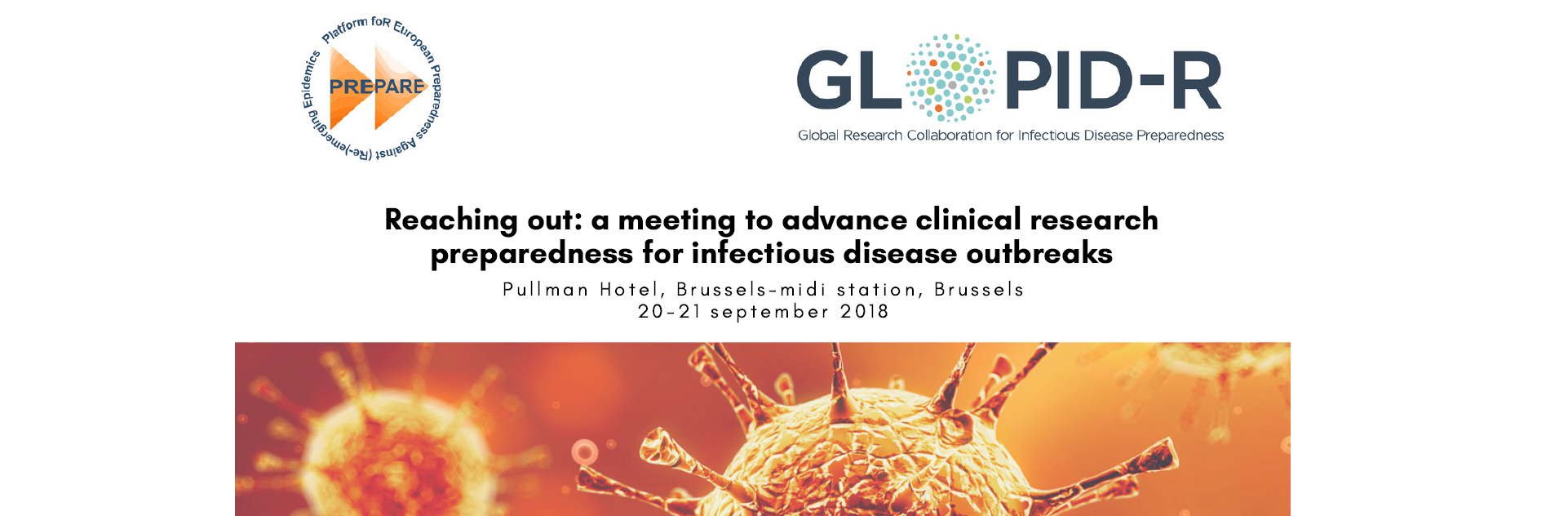 Reaching Out: A Meeting to Advance Clinical Research Preparedness for Infectious Disease Outbreaks